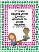 First Grade Reading Street Unit 5 Literacy Activities Bundle