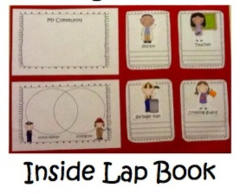 First Grade Reading Street Who Works Here Literacy Activities