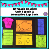First Grade Reading Unit 1 Week 2