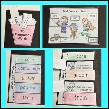First Grade Reading Unit 1 Week 3