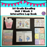 First Grade Reading Unit 1 Week 3