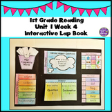 First Grade Reading Unit 1 Week 4