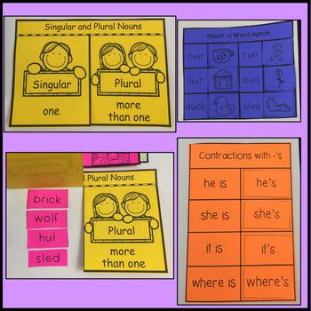 First Grade Reading Unit 2 Week 2