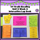 First Grade Reading Unit 2 Week 4