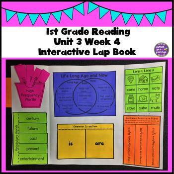 First Grade Reading Unit 3 Week 4