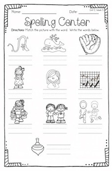 First Grade Reading Wonders - Unit 2, Week 5: Follow the Map