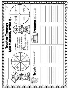 First Grade Reading Wonders Unit 5