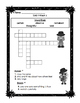 First Grade Reading Wonders Unit 5 Oral Vocabulary Crosswo