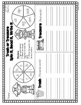 First Grade Reading Wonders Unit Activities