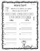 1st Grade Reading Wonders Weekly Word Work-Unit 3