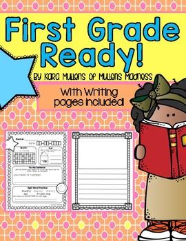 First Grade Ready!