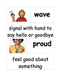 First Grade- Ready Gen- A Fine, Fine, School- Vocabulary