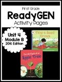 First Grade ReadyGEN Unit 4 Module B