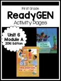 First Grade ReadyGEN Unit 6 Module A