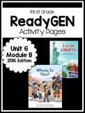 First Grade ReadyGEN Unit 6 Module B