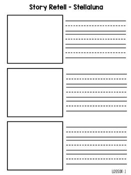 First Grade ReadyGen Unit 1 Module A Activity Pages