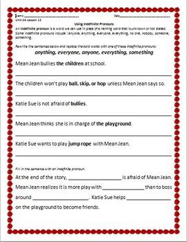 First Grade ReadyGen Unit 2A Lessons 7 - 13 Homework