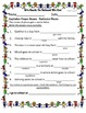 First Grade ReadyGen Unit 2B Lessons 7-12 Conventions Worksheets
