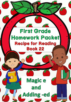 First Grade Recipe For Reading Book 22