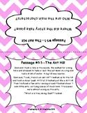 First Grade Retell Passages Set A (#1-10) DIBELS
