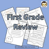 First Grade Review