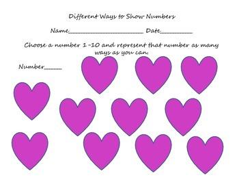First Grade Review Math