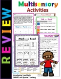 Review Word Work Level 1 Unit 14 (Dyslexia/RTI)