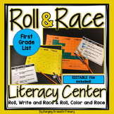 Editable Sight Word Centers for the First Grade Word List