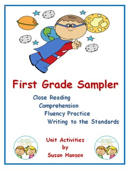 First Grade Sampler