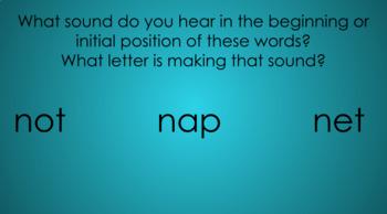 "First Grade Saxon Phonics Lesson 1- Letter ""n""- {FREE SAMPLE LESSON}"