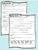 First Grade Saxon Spelling/Phonics Sheets (Entire Year)