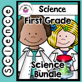 First Grade Science Bundle