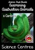 First Grade Science Centres: Examining Australian Habitats