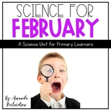 Science for February BUNDLE: Reptiles, Amphibians, Dental