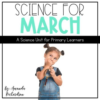 First Grade Science for March: Clouds/Water, Insects, Livi