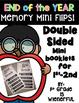 First Grade Second Grade Memory Mini Flips!