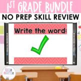 First Grade See it Write it Bundle (ELA)