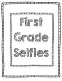First Grade Selfies