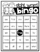 First Grade Sight Word Bingo (Aligns with National Geographic Reach for Reading)