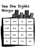 First Grade Sight Word Bingo - Small Group Activity
