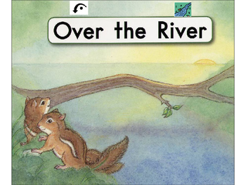 """First Grade Sight Word Book - """"Over"""""""
