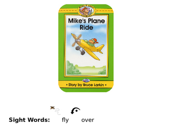 First Grade Sight Word Book - Over