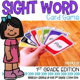 First Grade Sight Word Card Game