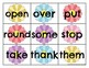 First Grade Sight Word Cards Spring