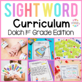 Dolch Sight Words Curriculum  - First Grade Words  | Dista