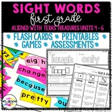 First Grade Texas Treasures Sight Word Pack {Units 4-6}