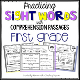 First Grade Sight Word Passages