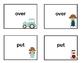 First Grade Sight Word Printable Concentration Game-FarmTheme