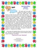 First Grade Sight Word SPILL! Game (Gr. K-2, 13 pgs.)