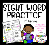 First Grade Sight Words!